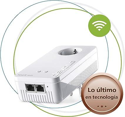 Devolo Magic 1 WiFi - Extensión PLC (1200 Mbps LAN y WiFi ac, Access Point): Devolo: Amazon.es: Informática