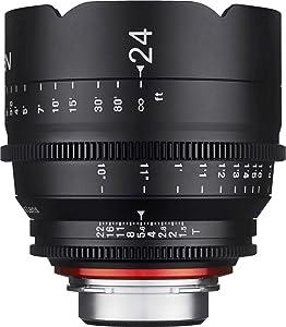 Samyang XEEN - Objetivo (24 mm, T1.5 FF, Cine Canon)
