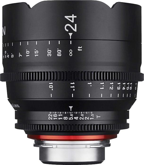 Los 12 Rokinon 35Mm Cine T15 Lens