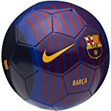 Nike 2018-2019 Barcelona Skills Football (Red-Blue)