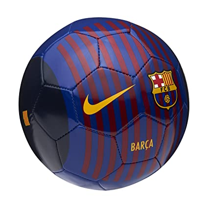 24940e37653 Amazon.com   2018-2019 Nike FC Barcelona Skills Mini Ball (1 ...