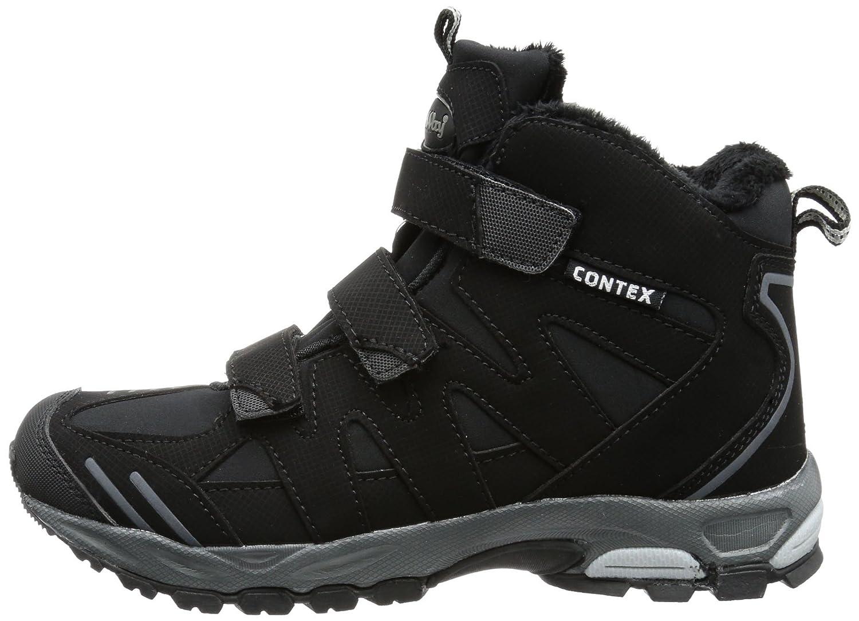 ConWay600283 - Zapatillas De Deporte Para Exterior Unisex adulto, color negro, talla 36