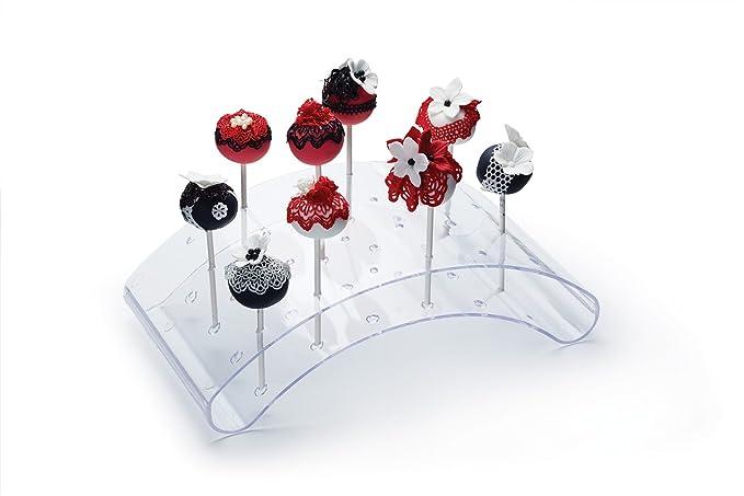 50 Cake Pop Sticks Kitchencraft Stiele Fur Kuchen Am Stiel