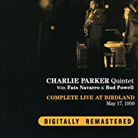 Complete Live at Birdland. May 17,1950
