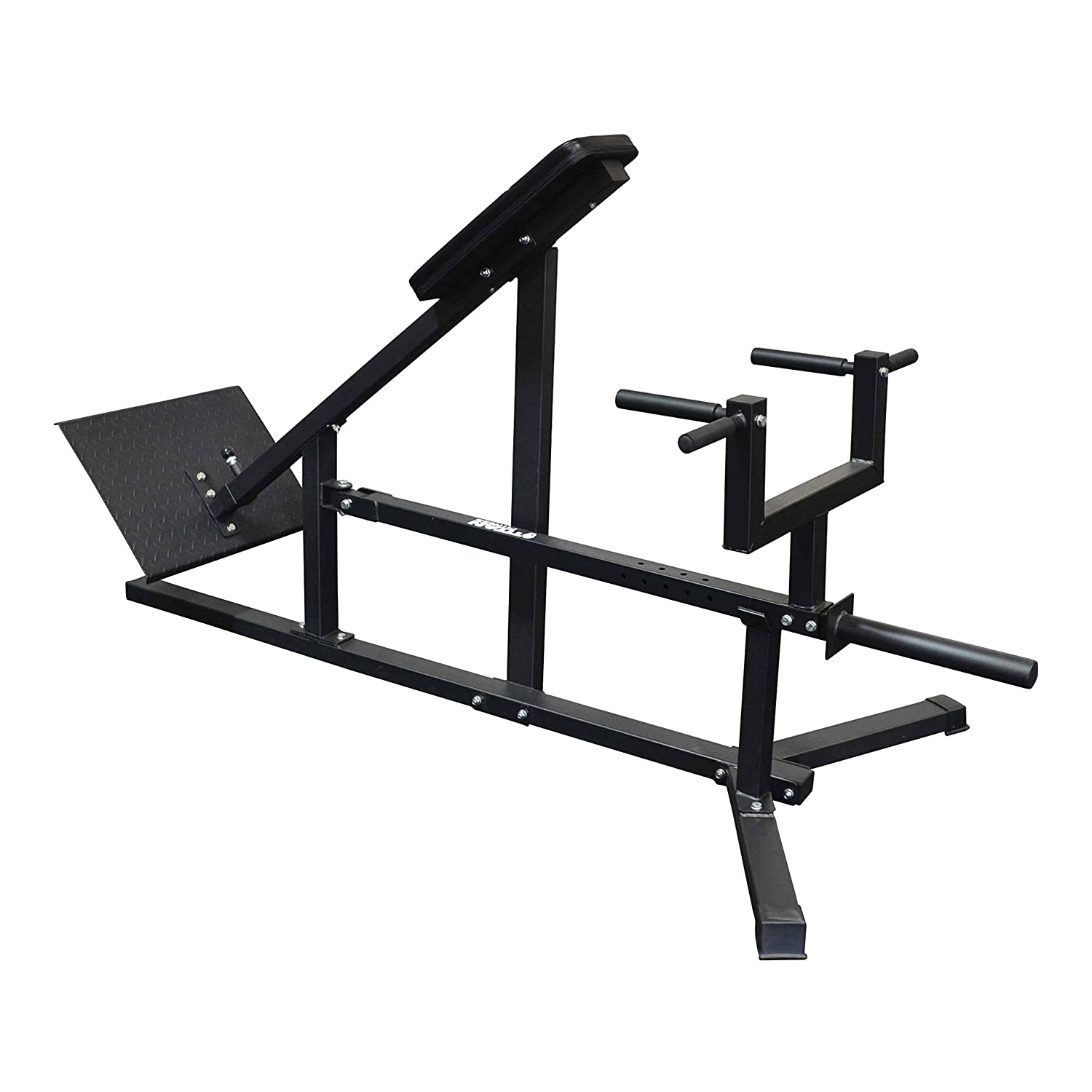 Titan Chest Supported T-Bar Row Machine Adjustable