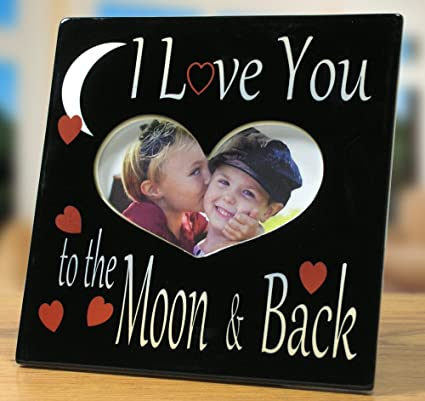 Amazoncom Banberry Designs I Love You To The Moon And Back