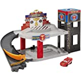 Cars Disney Pixar Cars Piston Cup Racing Garage, Multi Color