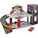 Disney Pixar Cars Piston Cup Racing Garage Game