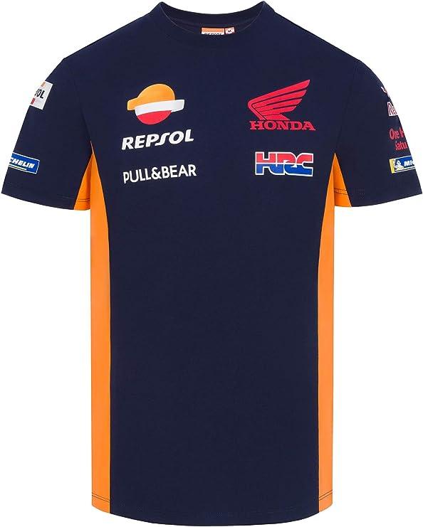 HONDA Repsol Replica Moto GP /équipe Marquez Pedrosa T-shirt officiellement 2017