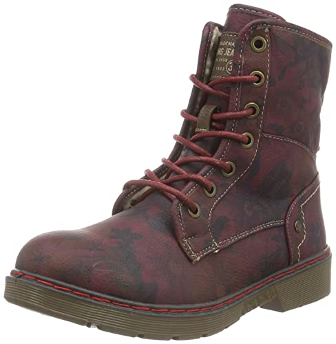 Mustang Damen 1235 605 Biker Stiefel    Amazon   Schuhe & Handtaschen 073c9c
