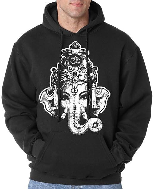 Amazon.com: Yoga Prendas de vestir para usted Mens Ganesha ...