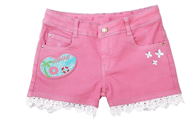 Dolcevida Girls' Stretch Jean Shorts Denim Twill Short