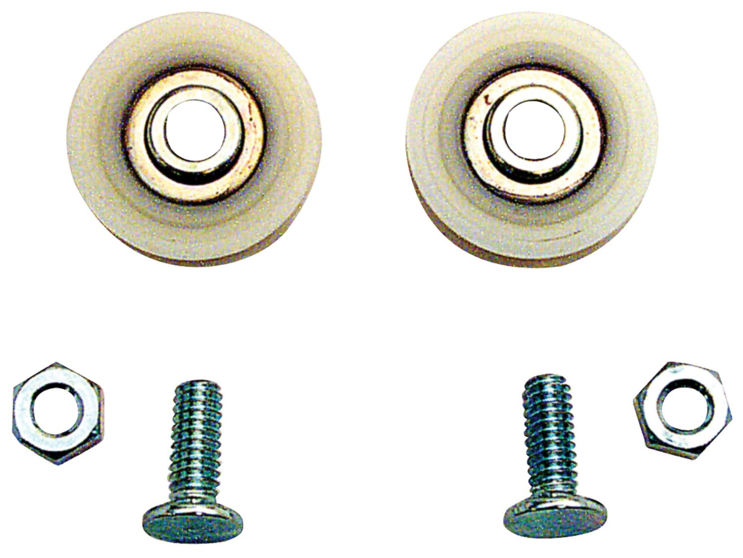 Prime Line D 1504 Sliding Door Roller With Bolts 1 14 Inch Nylon