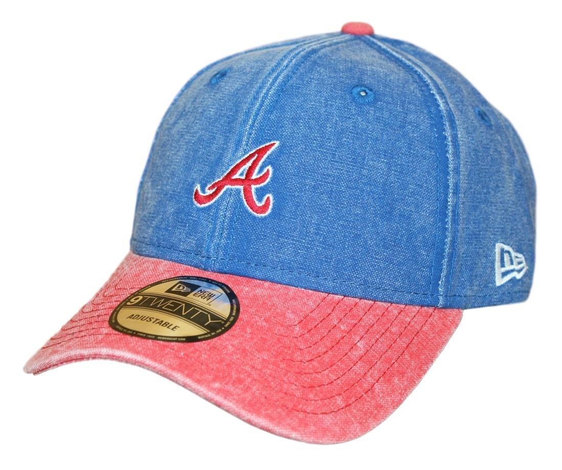 online retailer 1bf92 80e4c Atlanta Braves New Era 9Twenty MLB