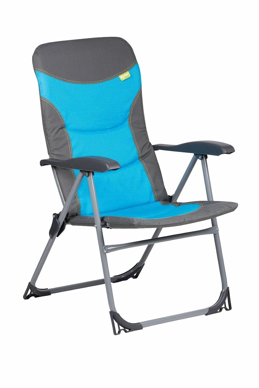 Kampa Skipper liegend Camping Stuhl