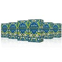 Pukka Chamomile, Vanilla & Manuka Honey, Organic Herbal Tea (6 Pack, 120 Tea Bags)
