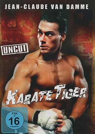 Karate Tiger Uncut Amazonde Kurt Mckinney Jean Claude Damme