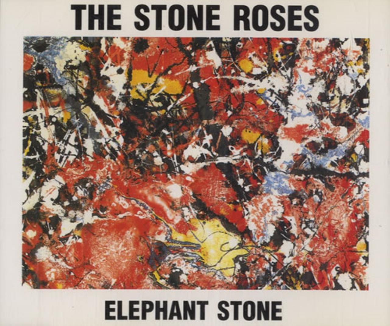 A2, 59,4 x 42 cm P/óster de reproducci/ón de The Stone Roses Elephant Stone