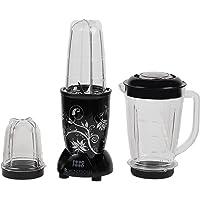 Wonderchef Nutri-Blend 400-Watt Mixer Grinder with 3 Jars
