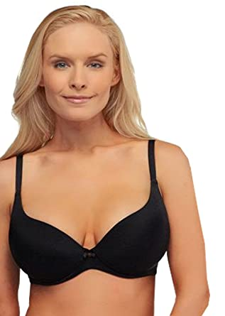 37090e91cc4b5 Breezies Sweetheart Neckline Molded Cup Comfort-Back T-Shirt Bra at ...
