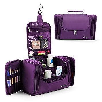 Lavievert Toiletry Bag   Makeup Organizer   Cosmetic Bag   Portable Travel  Kit Organizer   Household 1b4f6b9c79778