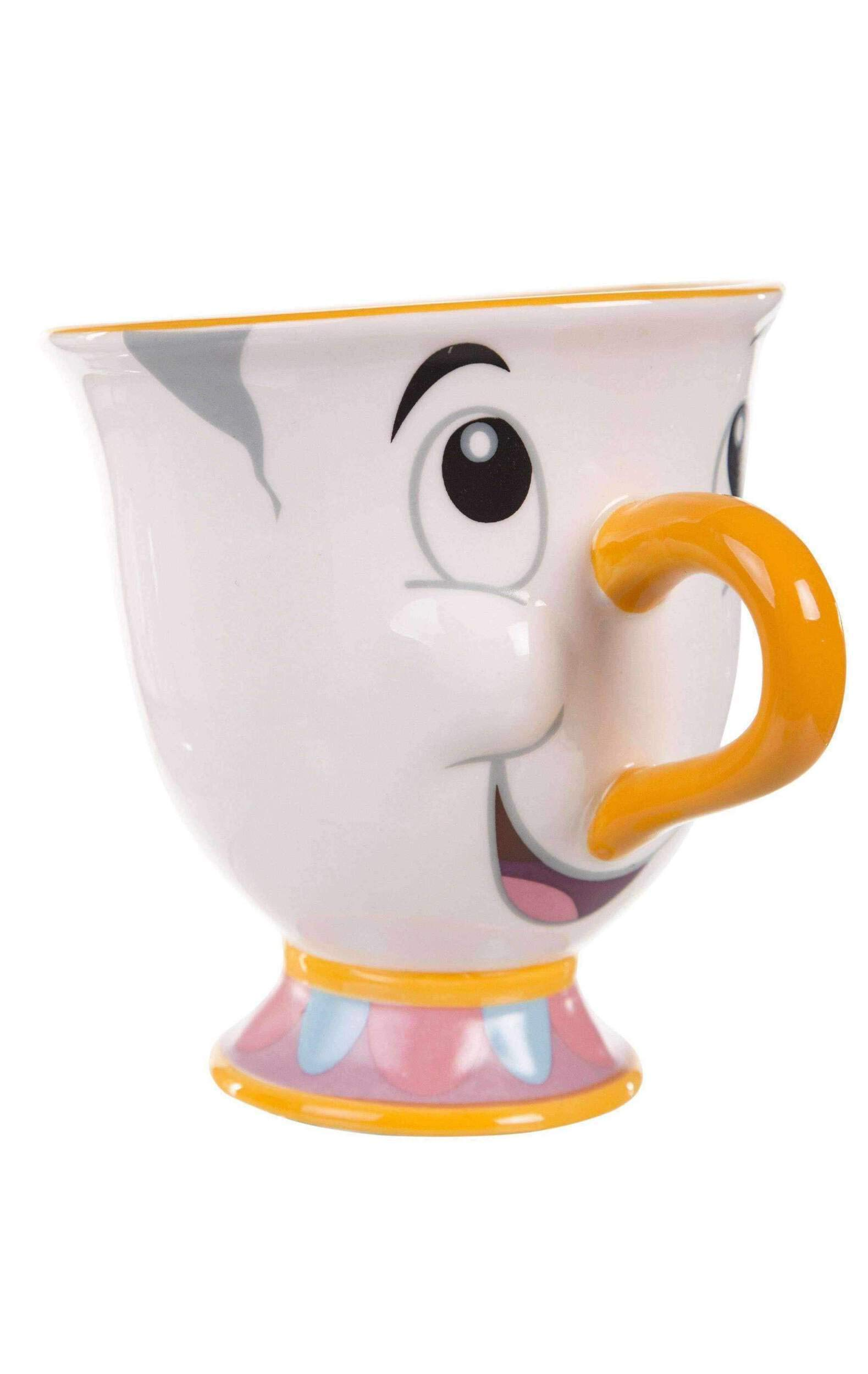 Disney Paladone Beauty and The Beast Chip Mug