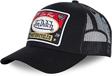 Gorra Curva Von Dutch Blacky 1 Trucker Black: Amazon.es: Ropa y ...