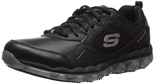 cheaper sale really comfortable best selling Skechers for Work Skech Air Slip Resistant Lace-Up