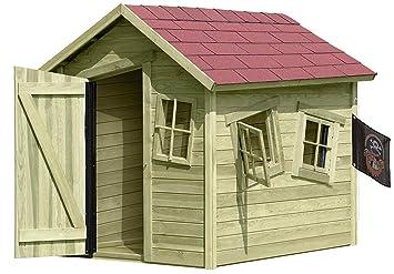 Gartenpirat Spielhaus Marie Fun Aus Holz Gartenhaus Fur Kinder