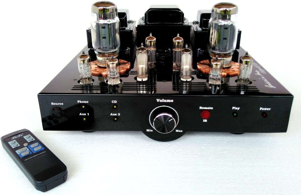 Amplificador a válvulas – Calypso kt120 se Clase A – 4 entradas ...