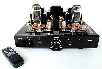 Amplificador a válvulas – Calypso kt120 se Clase A – 4 entradas linea – Made in