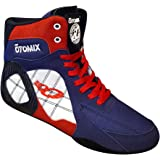 Otomix Ninja Warrior Stingray Bodybuilding Boxing Shoe Men's Red White & Blue