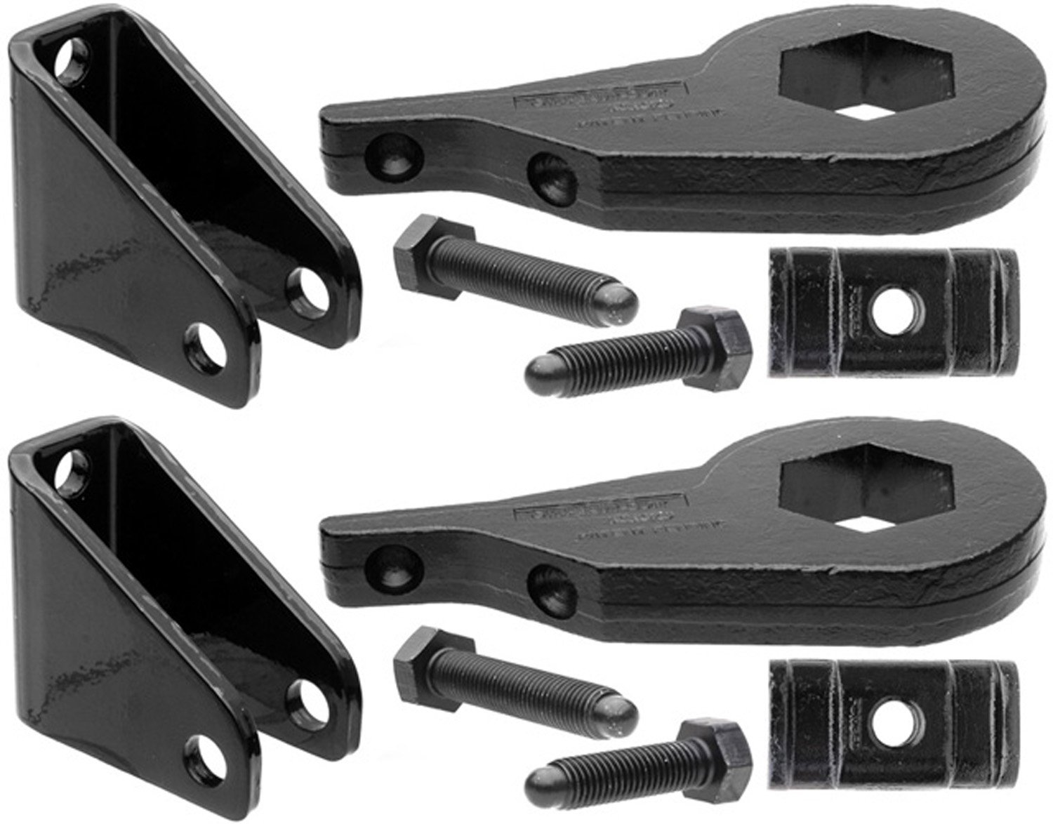 ACDelco 45K31002 Professional Front Ride Height Torsion Bar Key Kit with Hardware by ACDelco