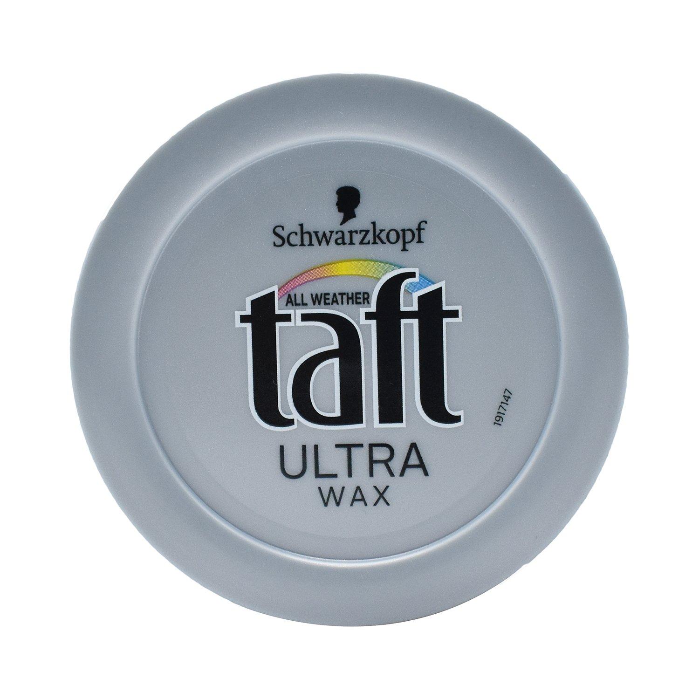 Schwarzkopf Taft Ultra Wax Hair Styler - 75gm