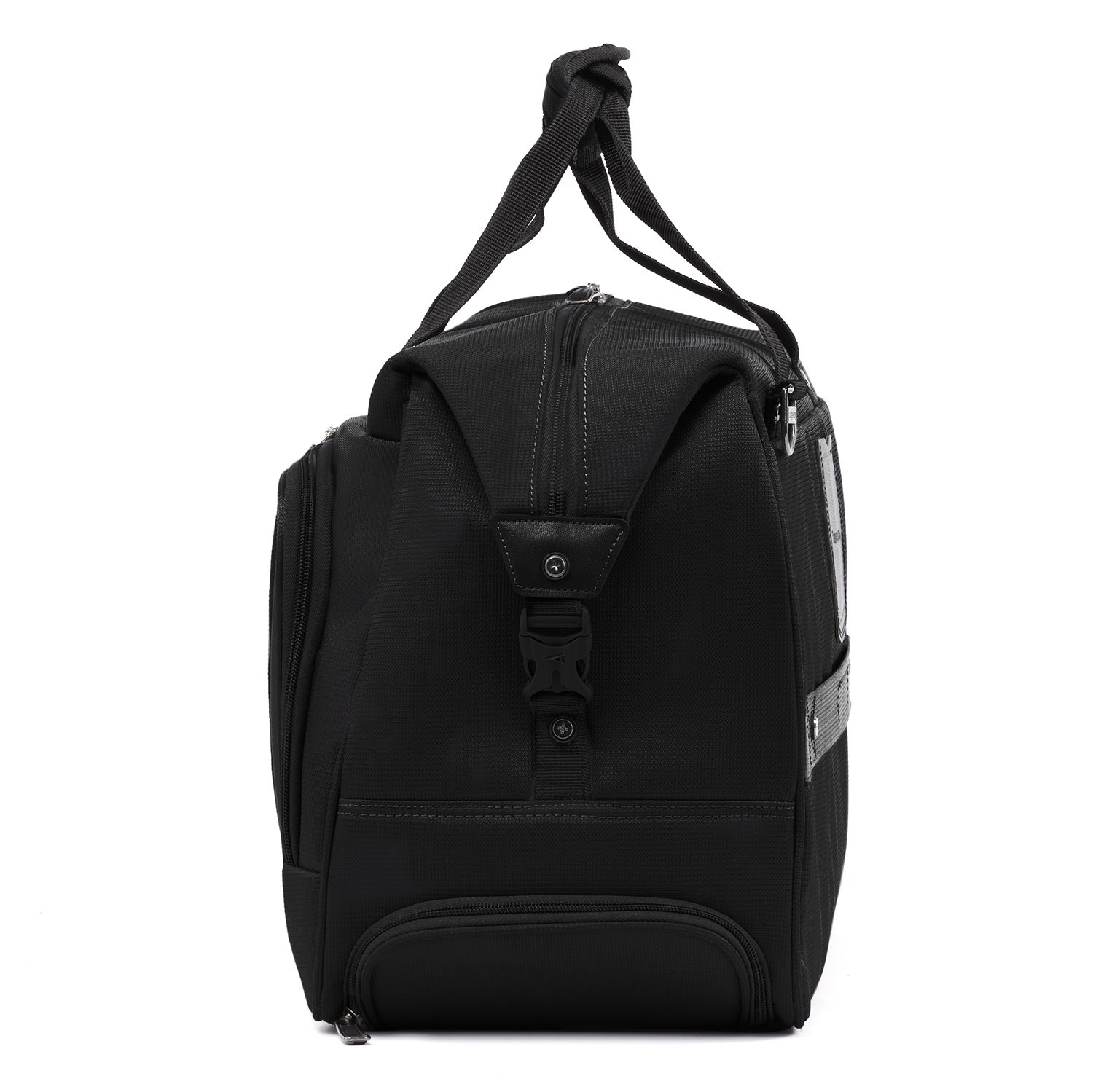 Amazon.com | Travelpro Maxlite 4 Rolling Carry-on Duffel, BLACK One Size | Carry-Ons