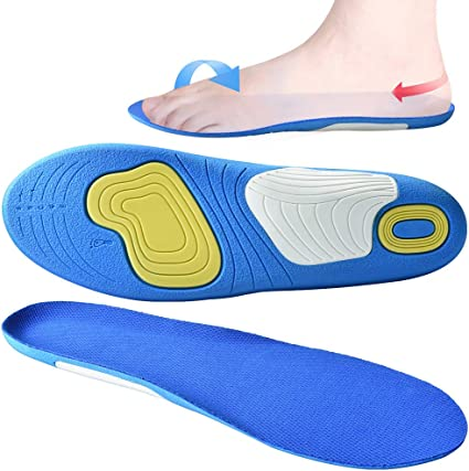Pamyvia Orthotic Inserts with Arch