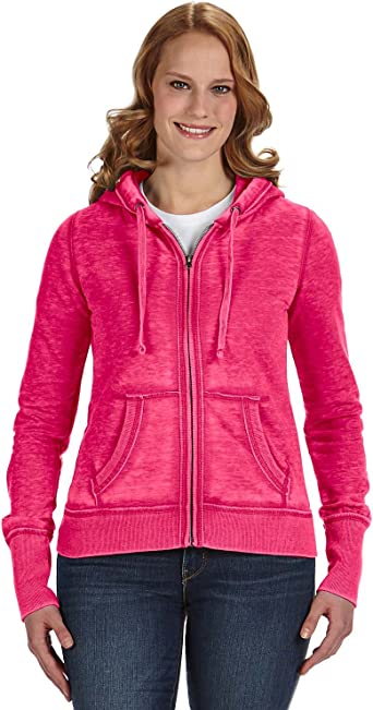 J America NCAA Womens Full Zip Team Jacket