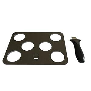 George Foreman Evolve Grill System Slider Plate, GFP84SP