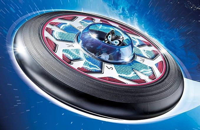 Super-Wurfscheibe Alien Playmobil 6182
