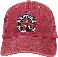 FOOOKL Toronto Raptors Vintage Cowboy Baseball Caps Trucker Hats Gray