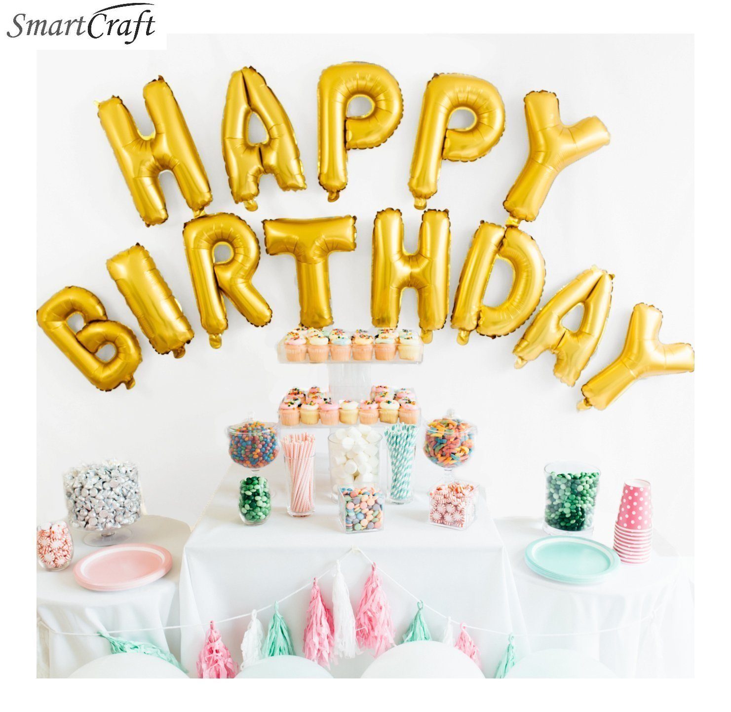 Birthday Party Decoration: Buy Birthday Party Decoration Online at ...