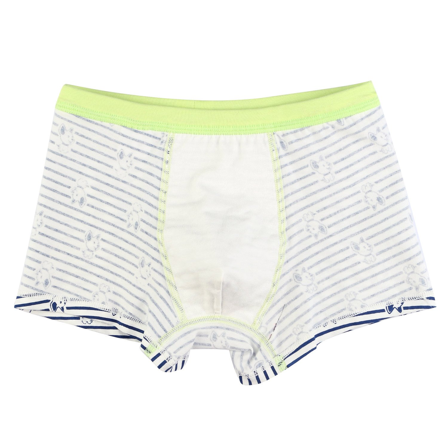 Toddler Boxer Briefs Trunk Striped Underpant for Big Boy 3 to 16 Year Old BOOPH Boys Underwear 4//5 Pack