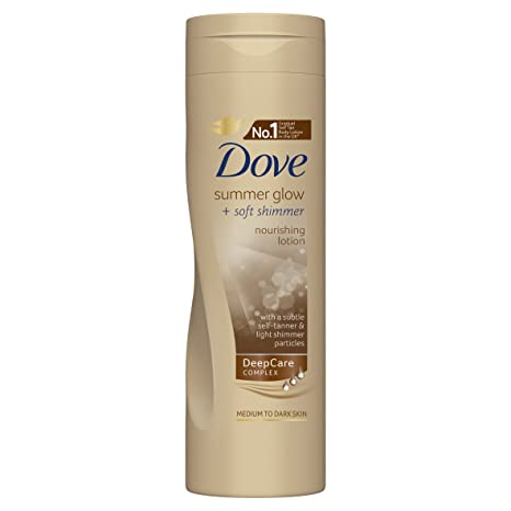 shimmer body lotion