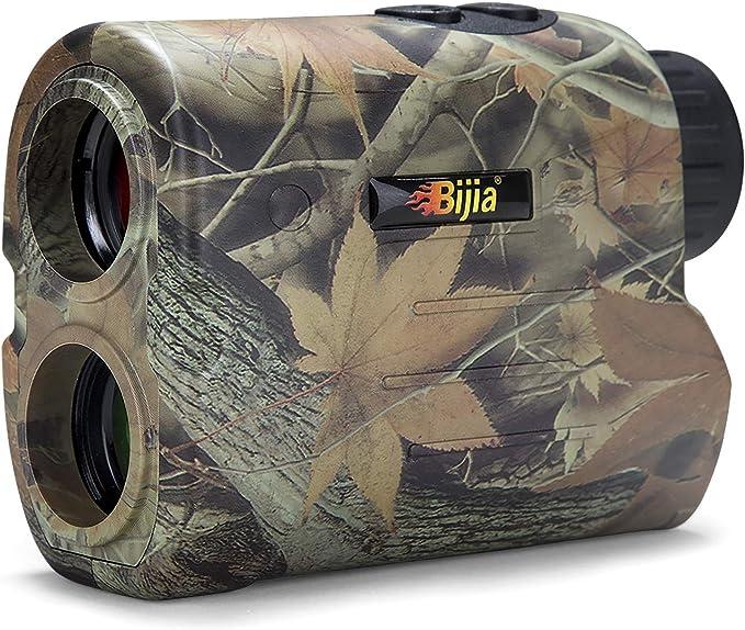 BIJIA 6X Hunting Rangefinder - Technologically Advanced