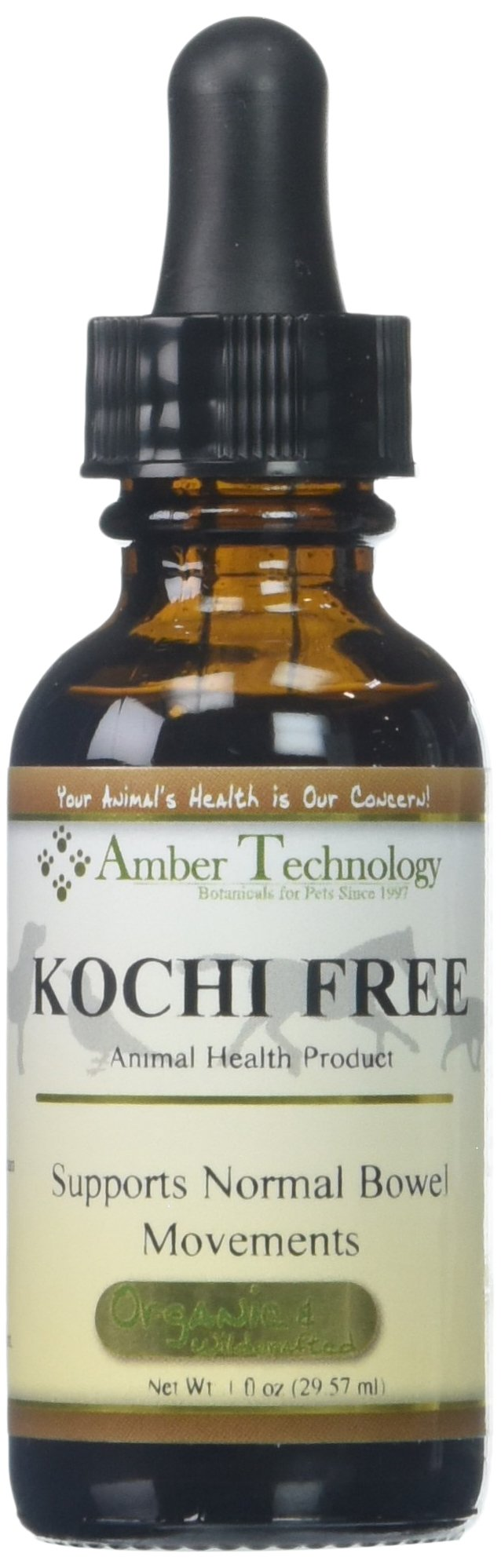 Amber Technology Kochi Free, 1 oz