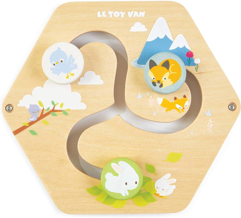 Le Toy Van Xylophone Activity Tile Premium Wooden Toys for Kids Ages 18 Months /& Up