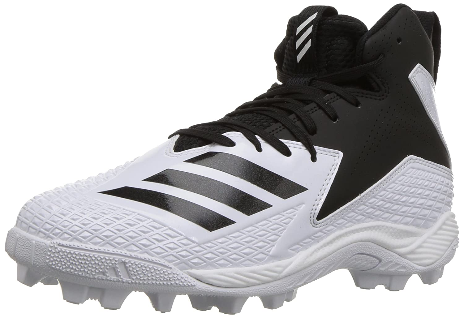 low priced 634e5 94622 Amazon.com  adidas Originals Kids Freak Mid Md Wide J Football Shoe   Football