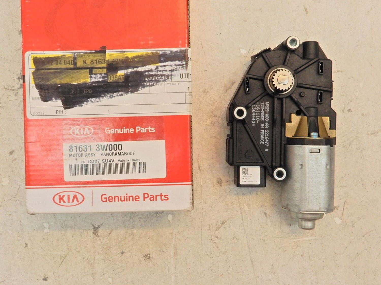 Kia 81631-3W000 Sunroof Motor