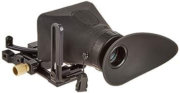 カメラ用アクセサリー キヤノン3.2インチLCD用 042672 液晶モニターフード カスタムファインダーキット Hoodman 【ポイント5倍】