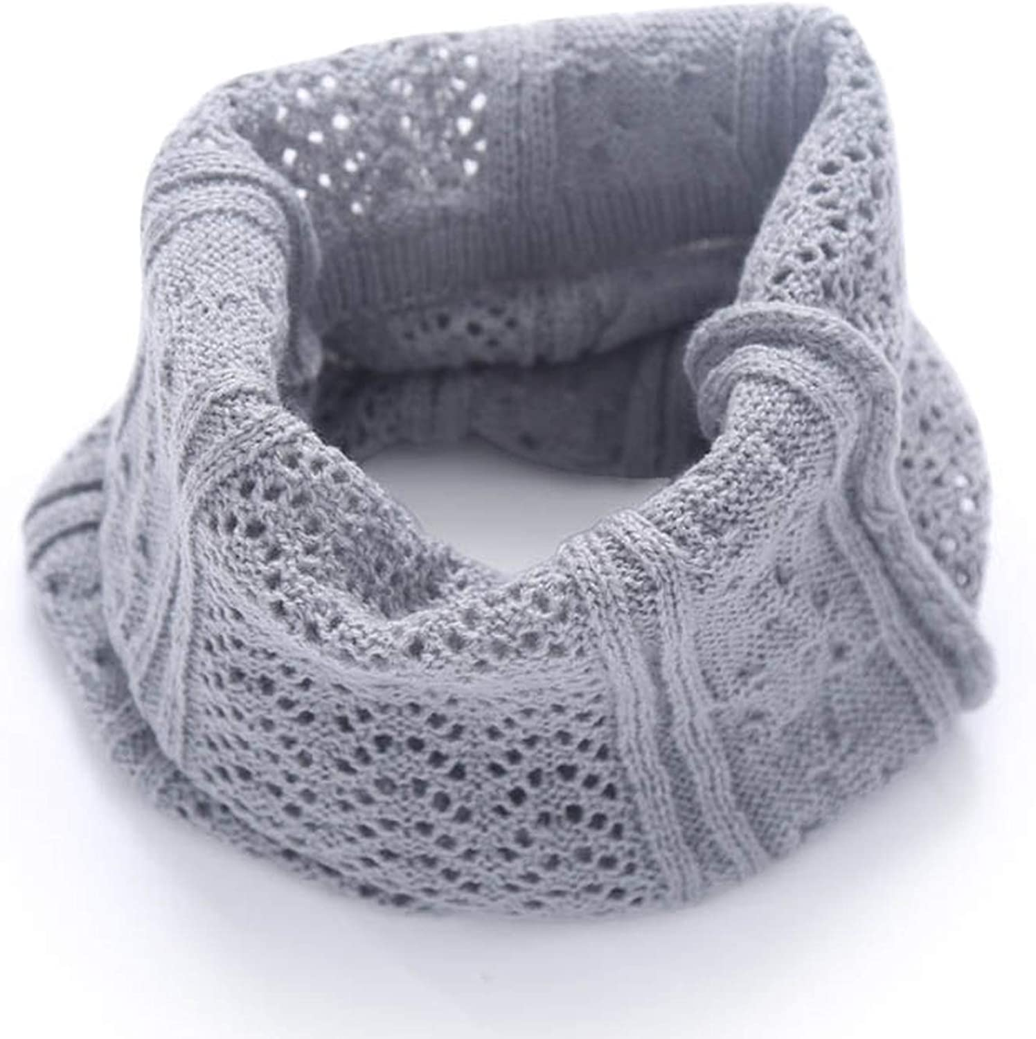 Warmer Thicker Acrylic Fall Winter Women ScarfRing Scarf Soft And Comfortable